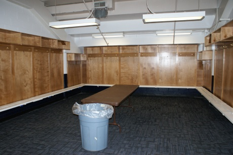 Tri City Upgrades Locker Room… | After The Whistle